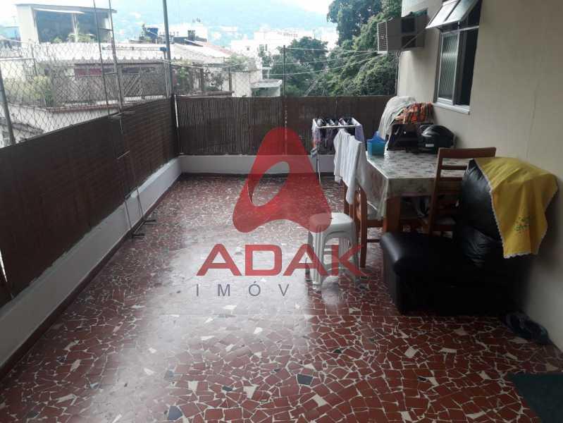 7a6080e9-c1a3-4d0e-8642-633e27 - Cobertura 2 quartos à venda Laranjeiras, Rio de Janeiro - R$ 150.000 - LACO20015 - 1