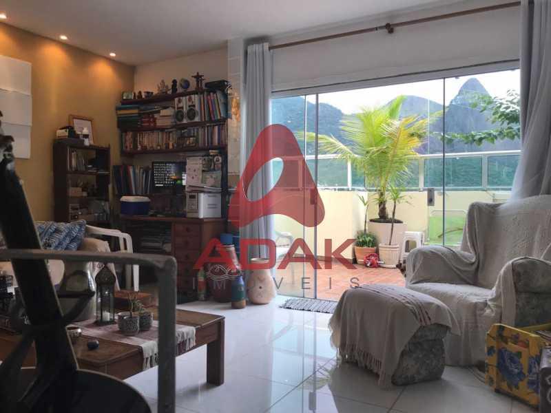 WhatsApp Image 2018-03-05 at 0 - Cobertura 2 quartos à venda Grajaú, Rio de Janeiro - R$ 750.000 - LACO20016 - 1