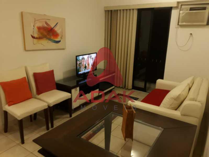 20180313_183445 - Apartamento 1 quarto à venda Laranjeiras, Rio de Janeiro - R$ 700.000 - LAAP10384 - 9