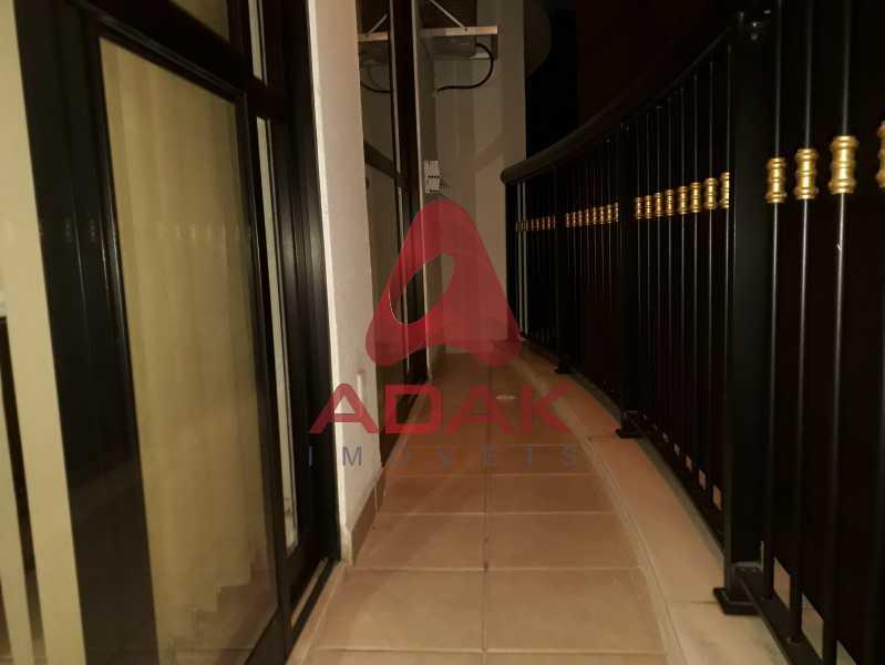 20180313_183524 - Apartamento 1 quarto à venda Laranjeiras, Rio de Janeiro - R$ 700.000 - LAAP10384 - 11
