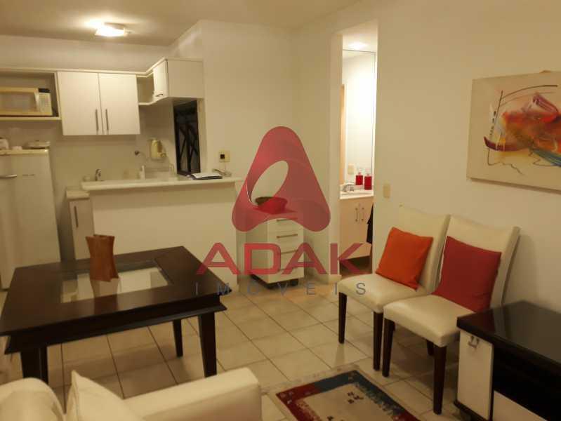 20180313_183558 - Apartamento 1 quarto à venda Laranjeiras, Rio de Janeiro - R$ 700.000 - LAAP10384 - 14