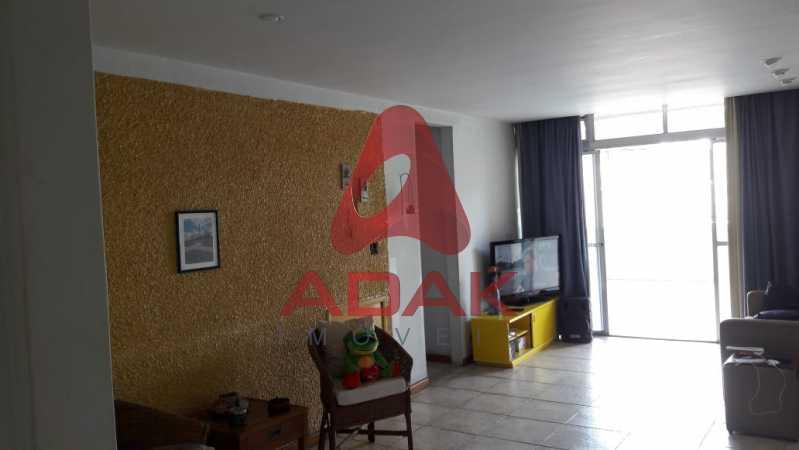 sala - Cobertura 3 quartos à venda Maracanã, Rio de Janeiro - R$ 650.000 - CPCO30027 - 1