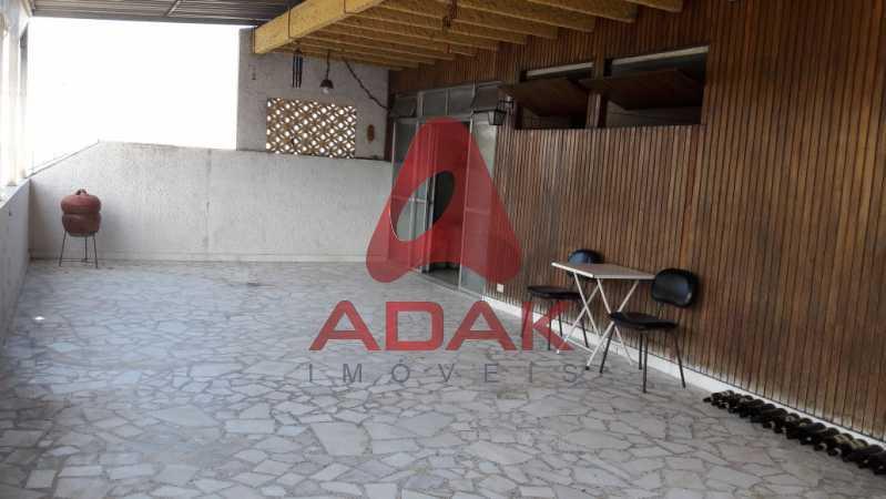 terraço 2 - Cobertura 3 quartos à venda Maracanã, Rio de Janeiro - R$ 650.000 - CPCO30027 - 4