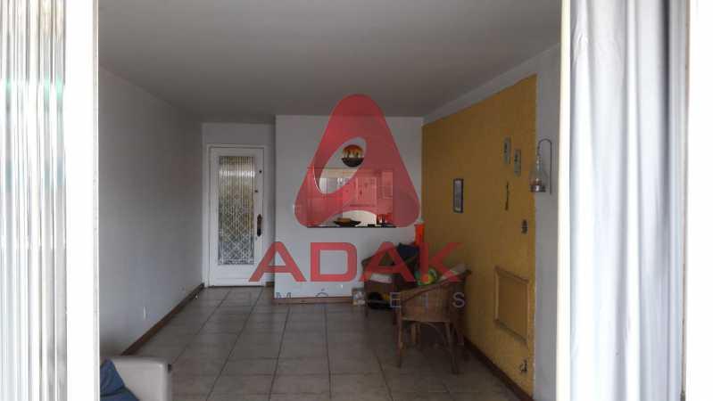 sala vista do terraço - Cobertura 3 quartos à venda Maracanã, Rio de Janeiro - R$ 650.000 - CPCO30027 - 5