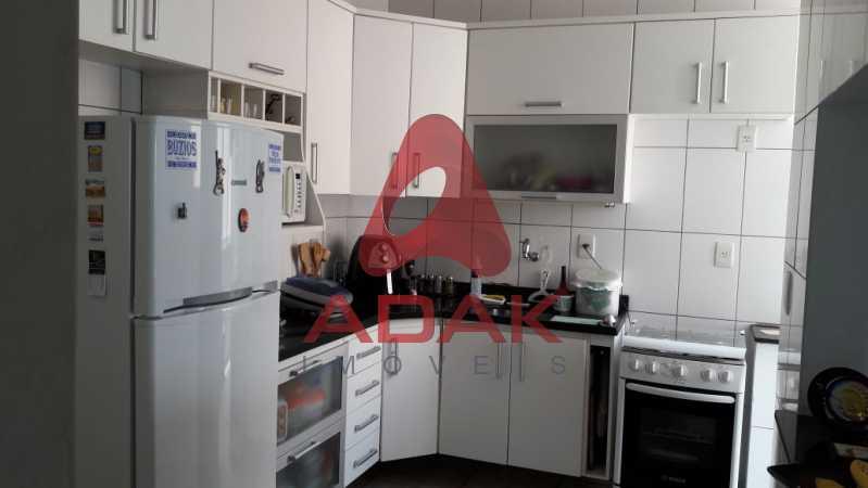 cozinha - Cobertura 3 quartos à venda Maracanã, Rio de Janeiro - R$ 650.000 - CPCO30027 - 11