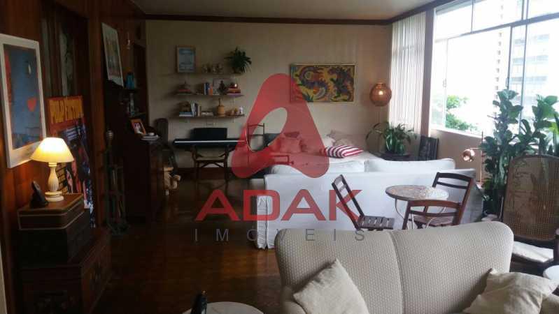 Leblon003 - Apartamento 4 quartos à venda Leblon, Rio de Janeiro - R$ 3.950.000 - CPAP40154 - 3