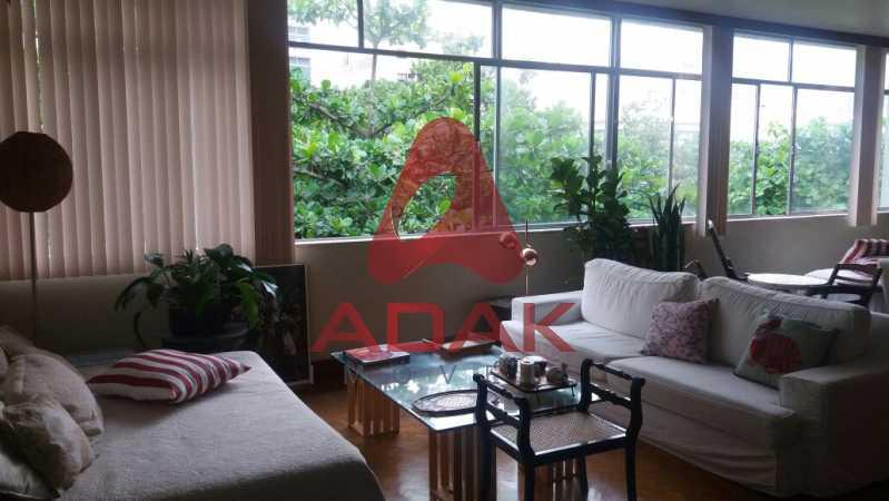 Leblon009 - Apartamento 4 quartos à venda Leblon, Rio de Janeiro - R$ 3.950.000 - CPAP40154 - 1