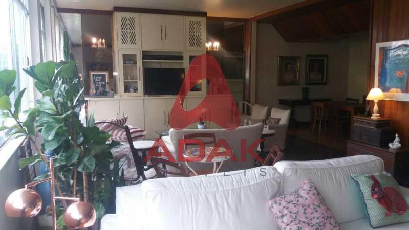 Leblon0017 - Apartamento 4 quartos à venda Leblon, Rio de Janeiro - R$ 3.950.000 - CPAP40154 - 4