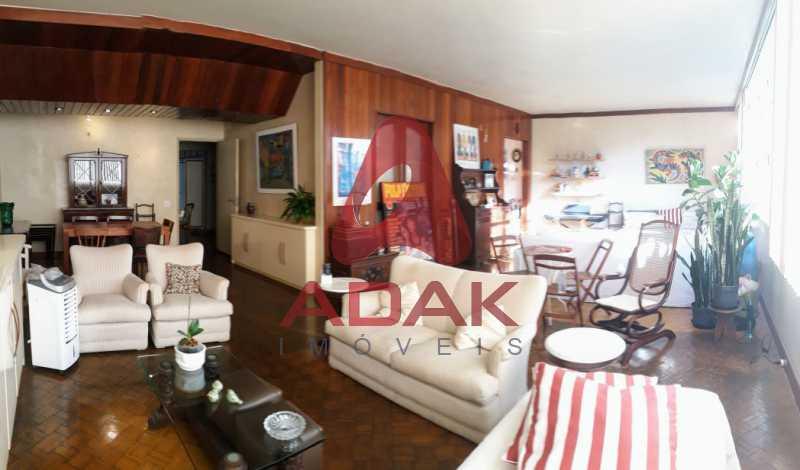 Leblon60 - Apartamento 4 quartos à venda Leblon, Rio de Janeiro - R$ 3.950.000 - CPAP40154 - 5
