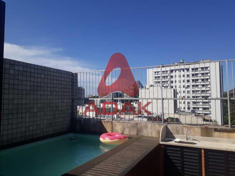 IMG-20180520-WA0070 - Cobertura 2 quartos à venda Laranjeiras, Rio de Janeiro - R$ 1.350.000 - LACO20019 - 24