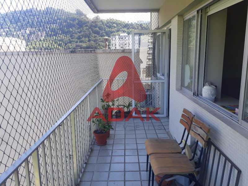 IMG-20180520-WA0041 - Cobertura 2 quartos à venda Laranjeiras, Rio de Janeiro - R$ 1.350.000 - LACO20019 - 6