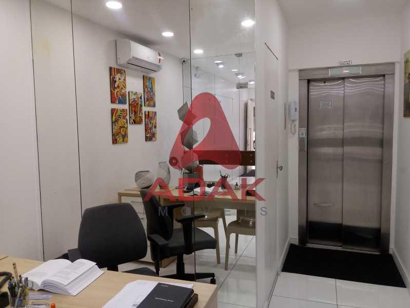 20180523_121510 - Sala Comercial 104m² para alugar Centro, Rio de Janeiro - R$ 4.900 - CTSL00355 - 20
