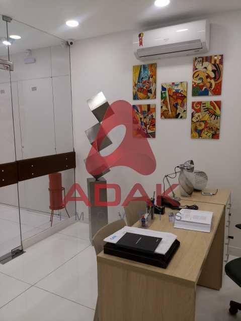 20180523_121421 - Sala Comercial 104m² para alugar Centro, Rio de Janeiro - R$ 4.900 - CTSL00356 - 22