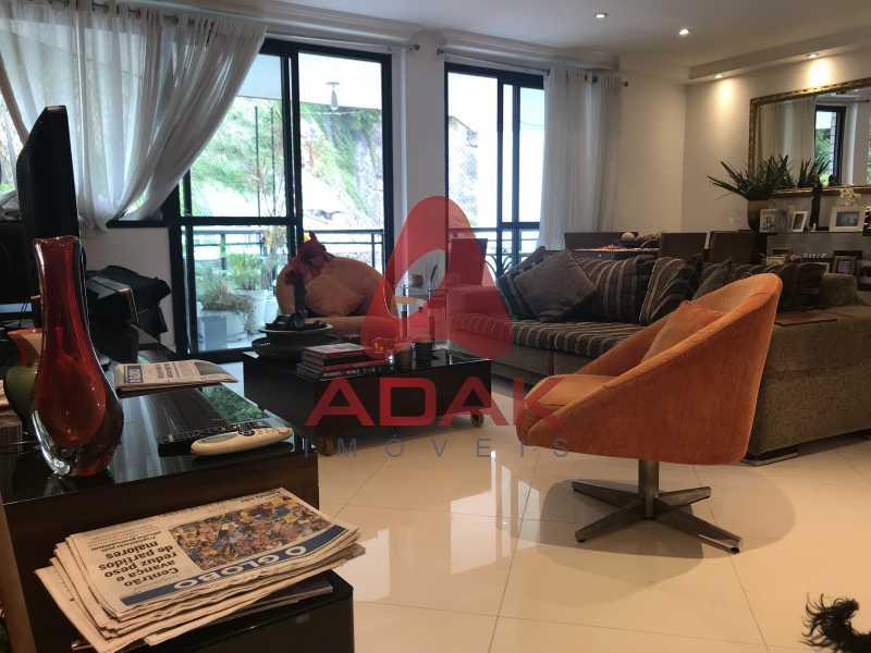 IMG_2221 - Cobertura 4 quartos à venda Laranjeiras, Rio de Janeiro - R$ 2.590.000 - LACO40014 - 1