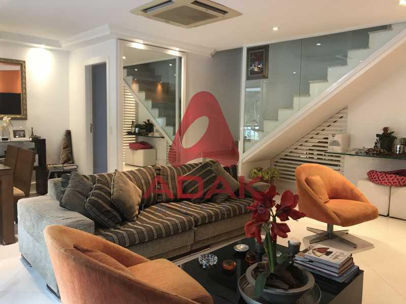 IMG_2234 - Cobertura 4 quartos à venda Laranjeiras, Rio de Janeiro - R$ 2.590.000 - LACO40014 - 4