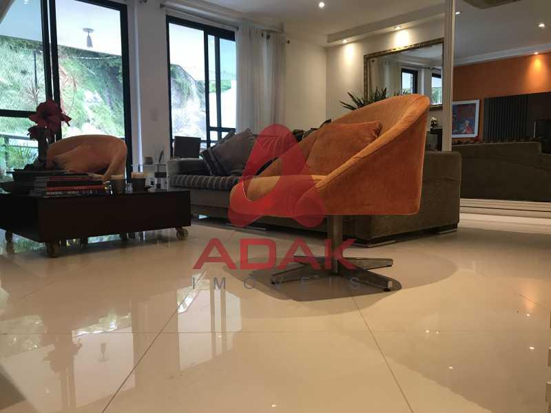 IMG_2238 - Cobertura 4 quartos à venda Laranjeiras, Rio de Janeiro - R$ 2.590.000 - LACO40014 - 5
