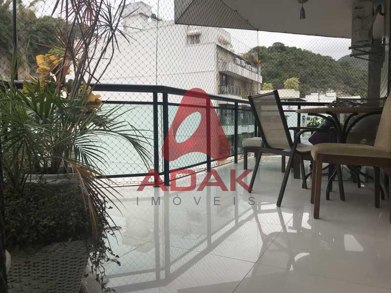 IMG_2280 - Cobertura 4 quartos à venda Laranjeiras, Rio de Janeiro - R$ 2.590.000 - LACO40014 - 9