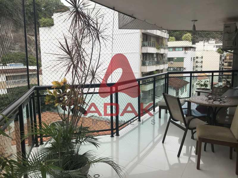IMG_2282 - Cobertura 4 quartos à venda Laranjeiras, Rio de Janeiro - R$ 2.590.000 - LACO40014 - 10