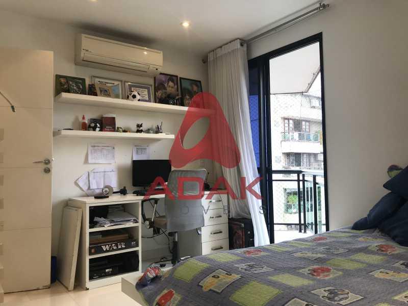 IMG_2356 - Cobertura 4 quartos à venda Laranjeiras, Rio de Janeiro - R$ 2.590.000 - LACO40014 - 17