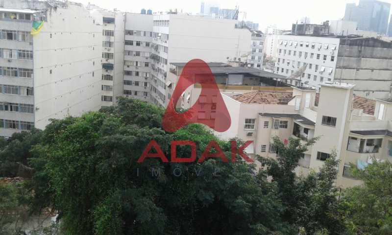 cardealf2 - Apartamento 1 quarto à venda Santa Teresa, Rio de Janeiro - R$ 290.000 - CTAP10581 - 3