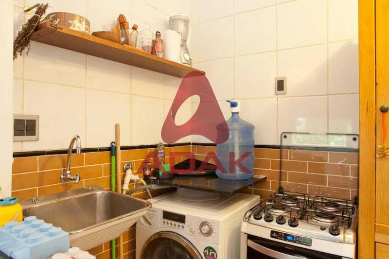 cardealf13 - Apartamento 1 quarto à venda Santa Teresa, Rio de Janeiro - R$ 290.000 - CTAP10581 - 13