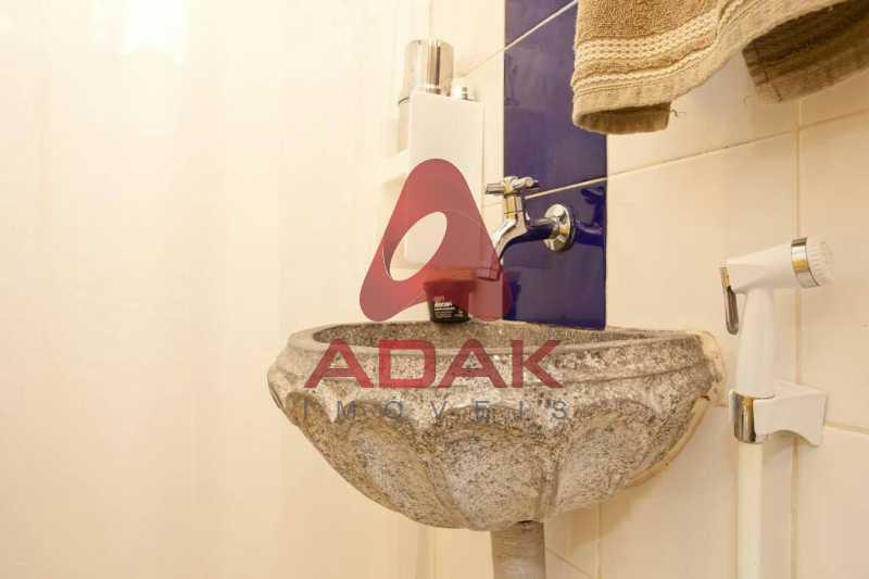 cardealf15 - Apartamento 1 quarto à venda Santa Teresa, Rio de Janeiro - R$ 290.000 - CTAP10581 - 15