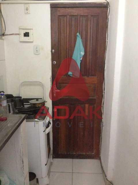 HBNS1753 - Kitnet/Conjugado 25m² à venda Santa Teresa, Rio de Janeiro - R$ 120.000 - CTKI10159 - 3