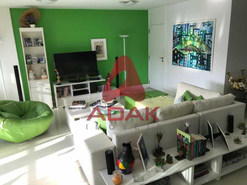 4 - Apartamento À Venda - Laranjeiras - Rio de Janeiro - RJ - LAAP40118 - 5