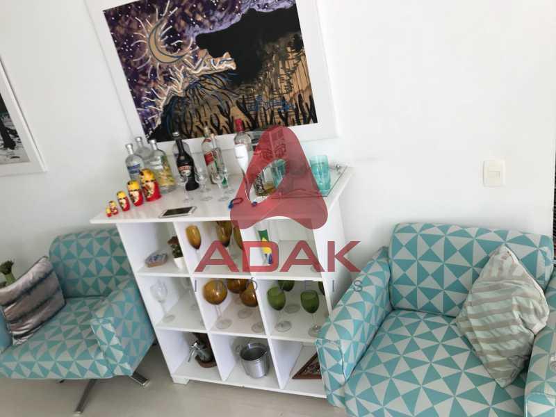 8 - Apartamento À Venda - Laranjeiras - Rio de Janeiro - RJ - LAAP40118 - 9