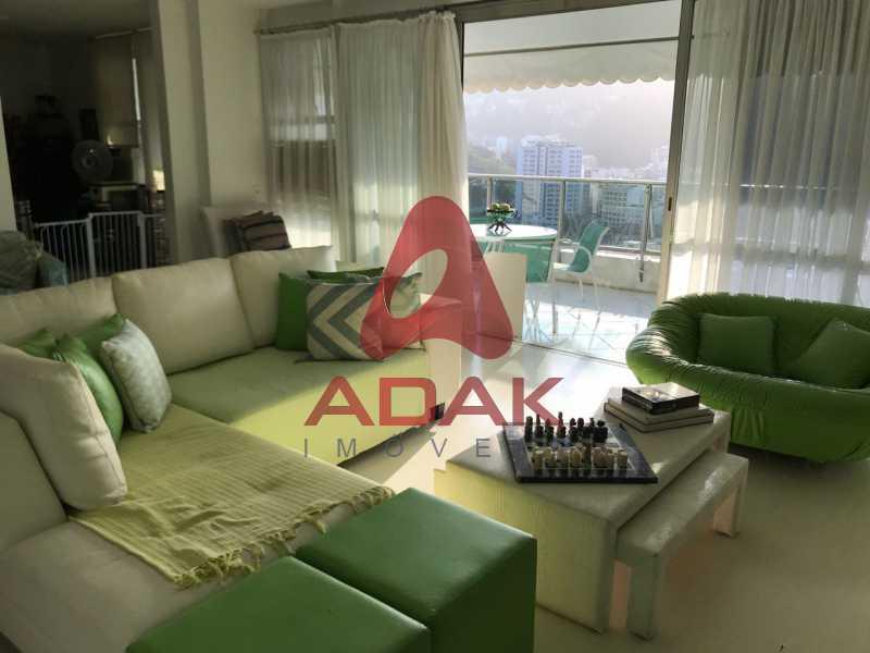 2 - Apartamento À Venda - Laranjeiras - Rio de Janeiro - RJ - LAAP40118 - 3