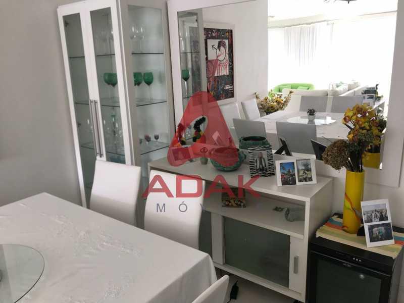 7 - Apartamento À Venda - Laranjeiras - Rio de Janeiro - RJ - LAAP40118 - 8