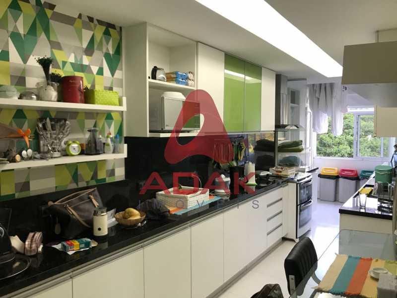 19 - Apartamento À Venda - Laranjeiras - Rio de Janeiro - RJ - LAAP40118 - 20