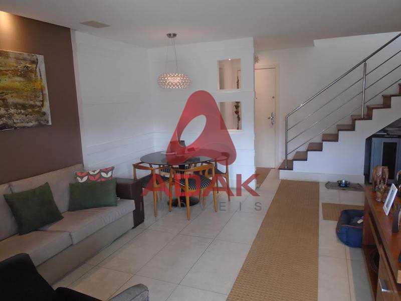 13. - Cobertura 3 quartos à venda Laranjeiras, Rio de Janeiro - R$ 2.600.000 - LACO30025 - 14