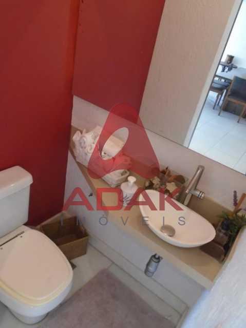 14. - Cobertura 3 quartos à venda Laranjeiras, Rio de Janeiro - R$ 2.600.000 - LACO30025 - 15