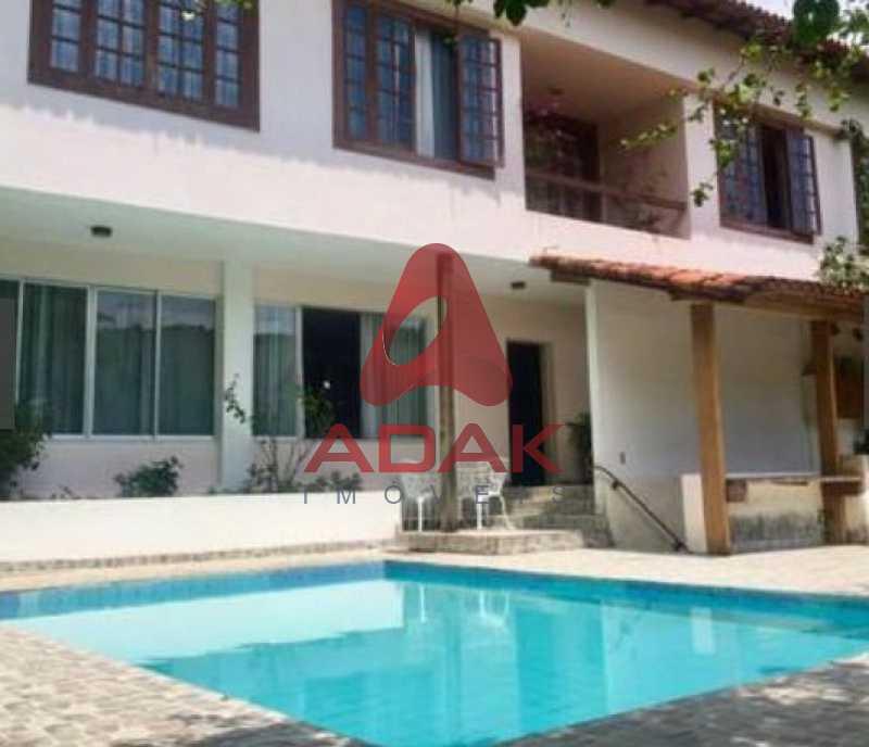 IMG-20180815-WA0013 - Casa 4 quartos à venda Laranjeiras, Rio de Janeiro - R$ 2.400.000 - LACA40017 - 5