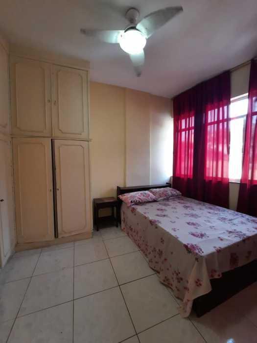 4c6aa160-c7d8-4b2d-821a-bb7e66 - Apartamento para alugar Rua Riachuelo,Centro, Rio de Janeiro - R$ 1.400 - CTAP00339 - 4