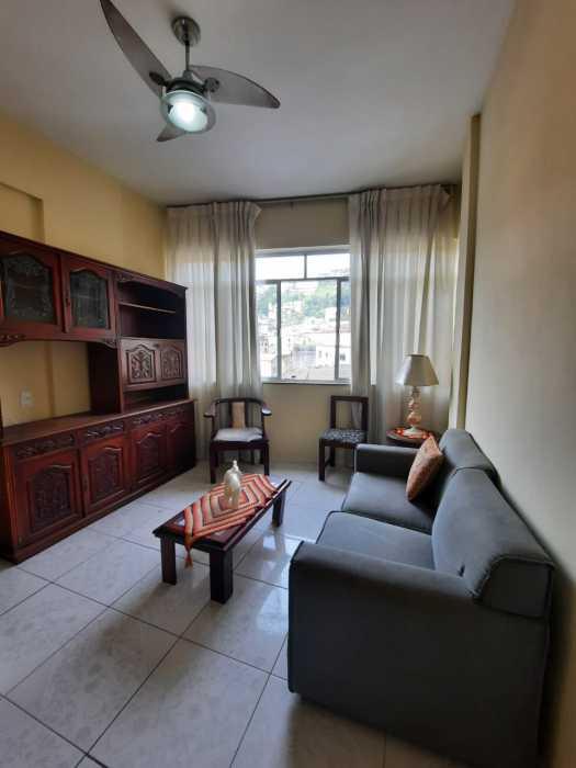 6e4d104e-8b58-4134-97a6-882627 - Apartamento para alugar Rua Riachuelo,Centro, Rio de Janeiro - R$ 1.400 - CTAP00339 - 8