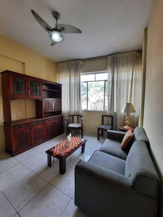 ad51d034-b629-402b-baf5-18c2c7 - Apartamento para alugar Rua Riachuelo,Centro, Rio de Janeiro - R$ 1.400 - CTAP00339 - 1