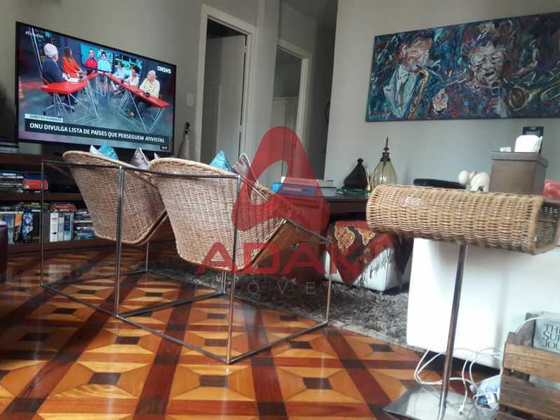 1 - Apartamento 3 quartos para alugar Laranjeiras, Rio de Janeiro - R$ 4.000 - LAAP30694 - 3