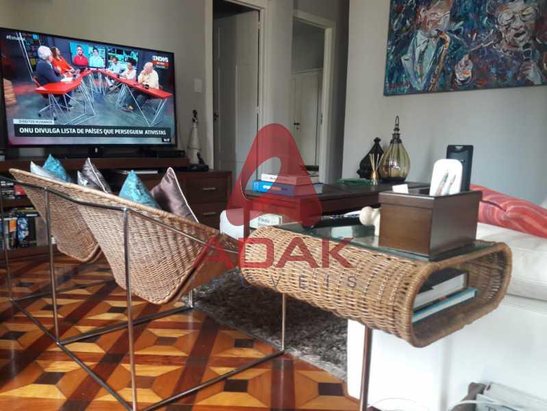 2 - Apartamento 3 quartos para alugar Laranjeiras, Rio de Janeiro - R$ 4.000 - LAAP30694 - 4