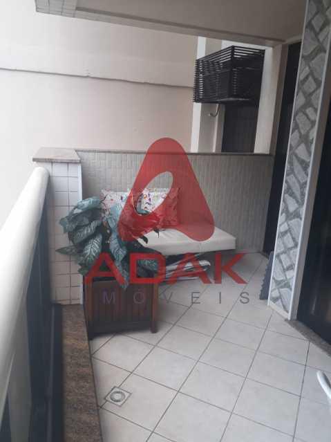 25 - Flat 2 quartos para venda e aluguel Copacabana, Rio de Janeiro - R$ 850.000 - CPFL20012 - 25