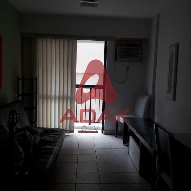 20181016_103102 - Flat 1 quarto para alugar Laranjeiras, Rio de Janeiro - R$ 1.900 - LAFL10006 - 18