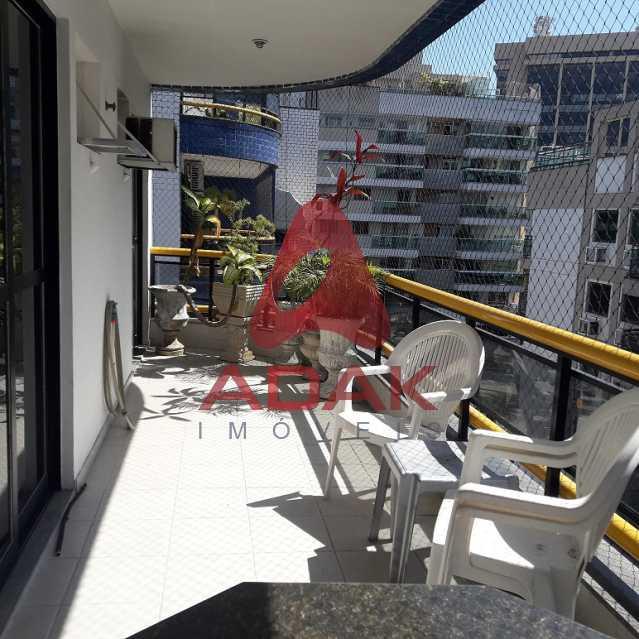 20181031_090515 - Apartamento 3 quartos para alugar Botafogo, Rio de Janeiro - R$ 4.000 - LAAP30722 - 4