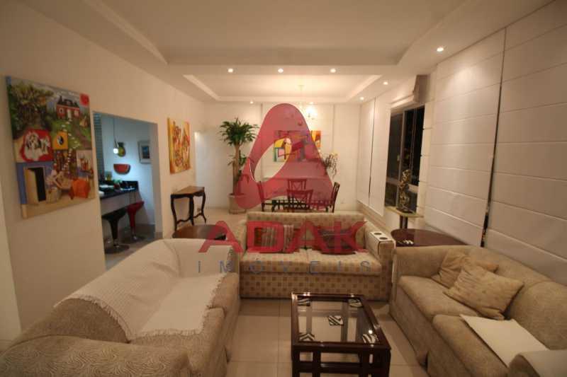 001-sala-de-estar - Apartamento 2 quartos para venda e aluguel Copacabana, Rio de Janeiro - R$ 1.400.000 - CPAP20783 - 1