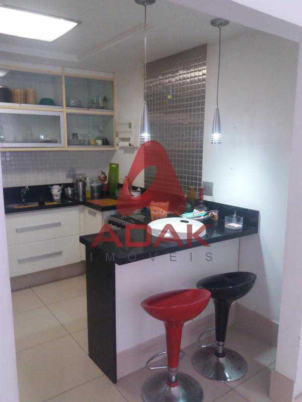 015-cozinha-americana - Apartamento 2 quartos para venda e aluguel Copacabana, Rio de Janeiro - R$ 1.400.000 - CPAP20783 - 9