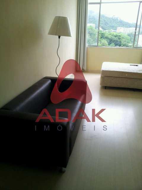 3fe63744-1d87-4601-a2b8-334a58 - Apartamento à venda Laranjeiras, Rio de Janeiro - R$ 310.000 - LAAP00227 - 1