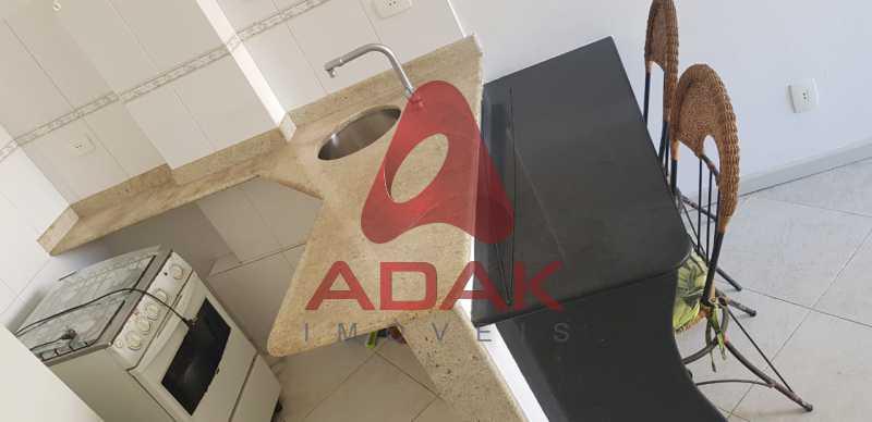 25 - Apartamento 1 quarto à venda Leme, Rio de Janeiro - R$ 500.000 - CPAP11201 - 12