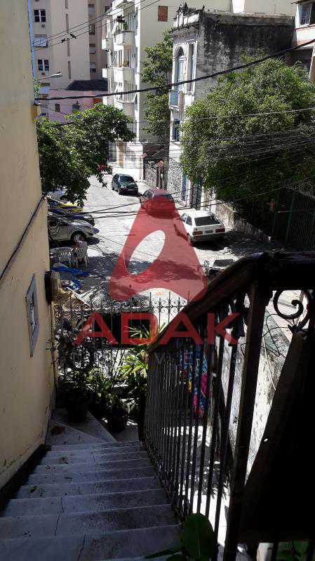 20190107_101834 - Casa 5 quartos à venda Glória, Rio de Janeiro - R$ 430.000 - CTCA50003 - 22