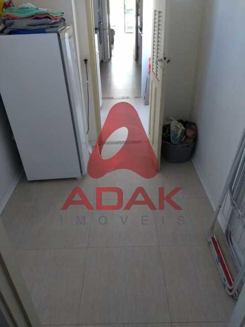 Dependência  - Apartamento 2 quartos à venda Estácio, Rio de Janeiro - R$ 450.000 - CTAP20446 - 3