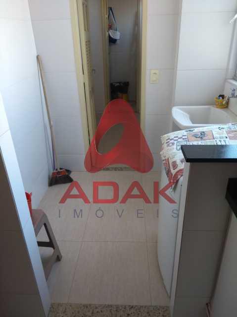 Depedência - Apartamento 2 quartos à venda Estácio, Rio de Janeiro - R$ 450.000 - CTAP20446 - 6